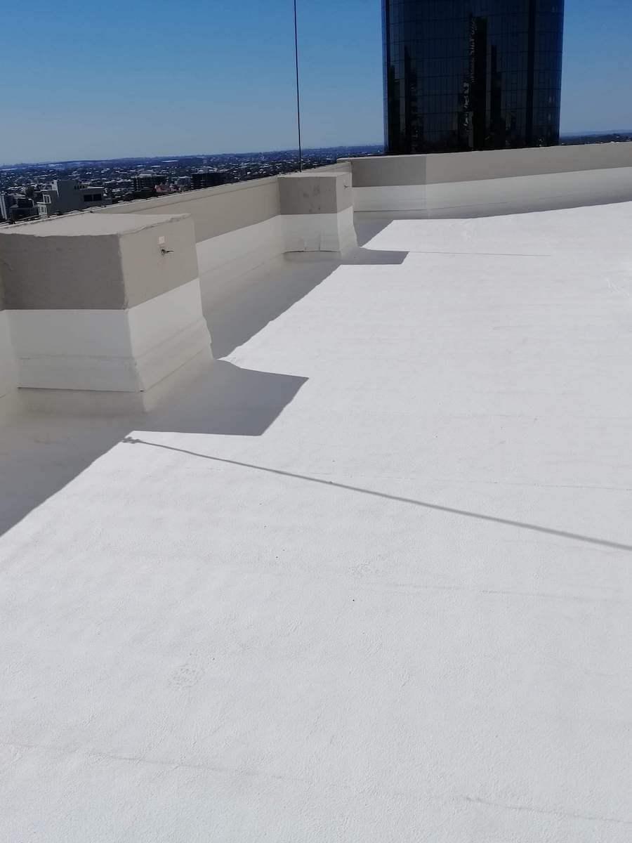 Rooftop after Tritoflex